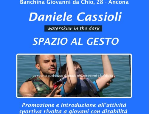 SPAZIO AL GESTO – 22 Febbraio Ancona