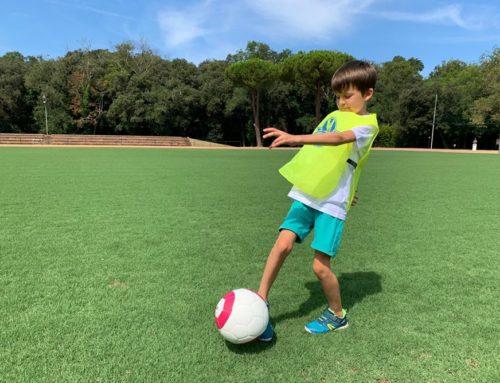 Camp Tirennia 2020 – attività sportive presso il Centro CONI