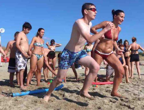 Camp Tirennia 2020 – mare, divertimento e socialità