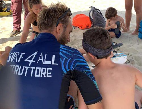 Camp Tirennia 2020 – surf e sup 🏄♂️