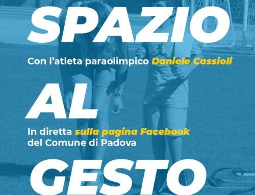 Spazio al Gesto arriva a Padova!